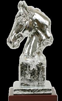 Pferdekopf Silber