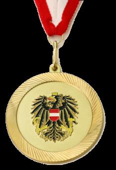 Medaille Österreich 60mm